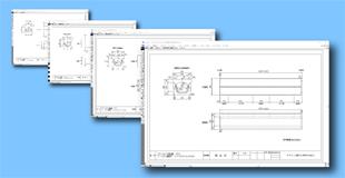 CADデータダウンロードのイメージ